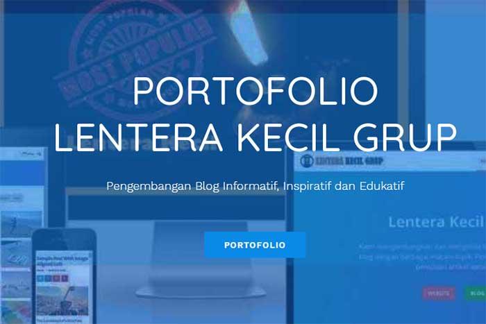PORTOFOLIO Lentera Kecil Grup