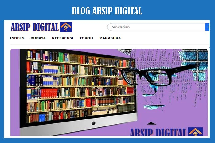Website Arsip Digital
